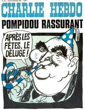 CH Pompidou
