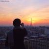 "Joanna LEMAŃSKA: "" Cool Pics (55): Patrząc nad dachami Paryża"""