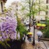 """Joanna LEMAŃSKA: """"Cool Pics (67) Majowy deszcz w Paryżu"""""""