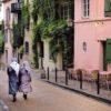 """Joanna LEMAŃSKA: """"Cool Pics (73). W ciągłym pośpiechu. Zatrzymanie na Montmartre"""""""