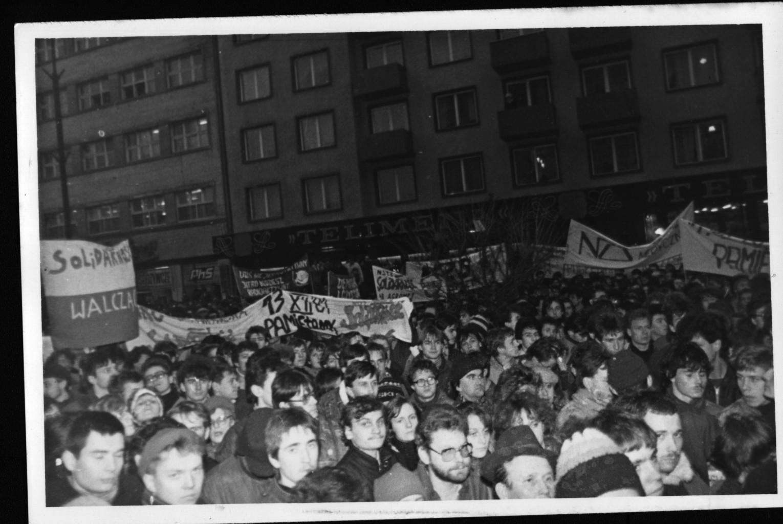Demonstracja SW