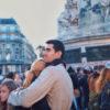 """Joanna LEMAŃSKA: """"Cool Pics (91) Paryż w żałobie"""""""