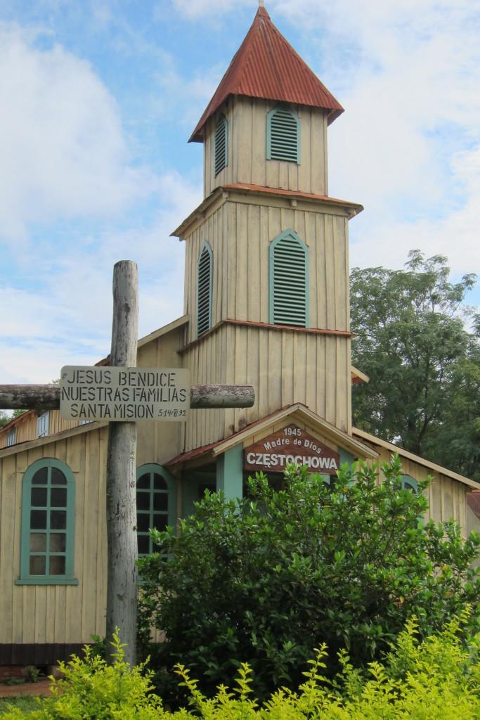 Wanda kościół