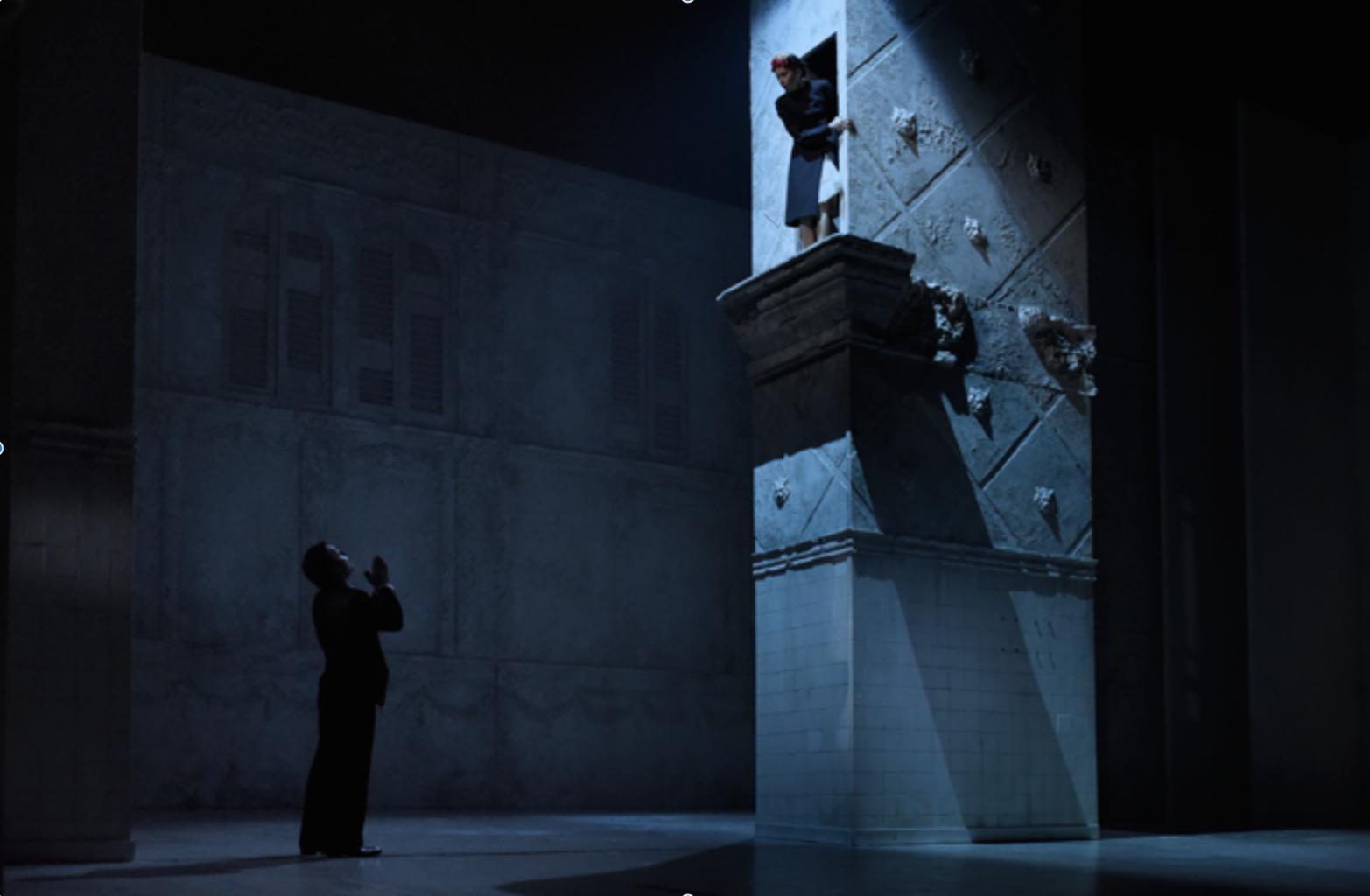 Romeo i Julia fot V. Pontet
