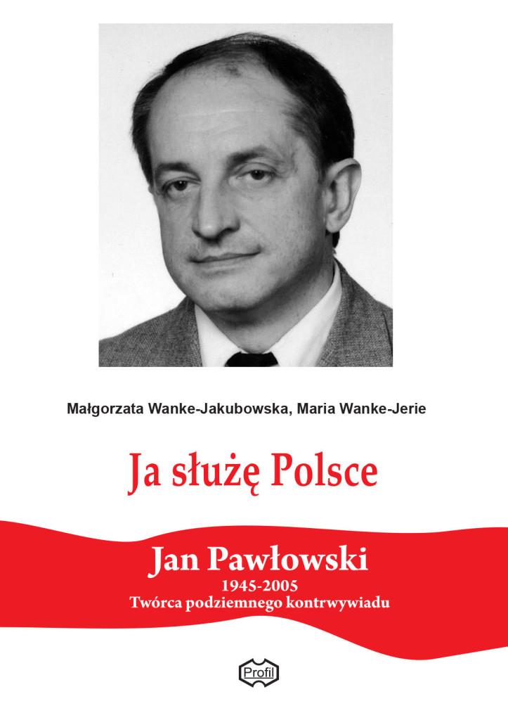 Okładka Pawłowskiego