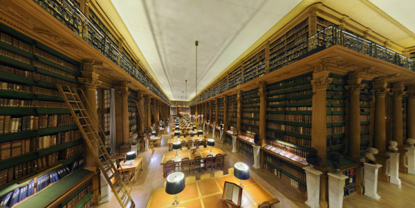 biblioteka mazarine