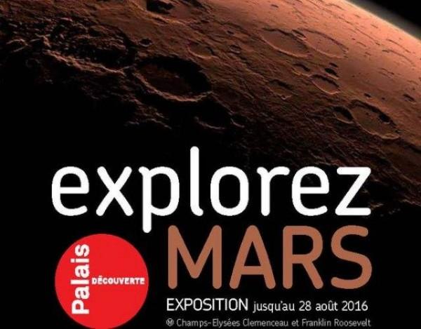 Explorez-Mars