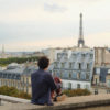 Joanna LEMAŃSKA: Cool Pics (130) Spacerem po paryskich dachach