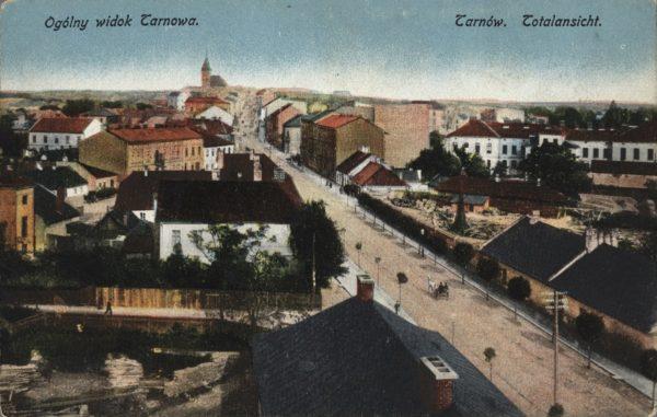 Dawny Tarnów (archiwum rodzinne)