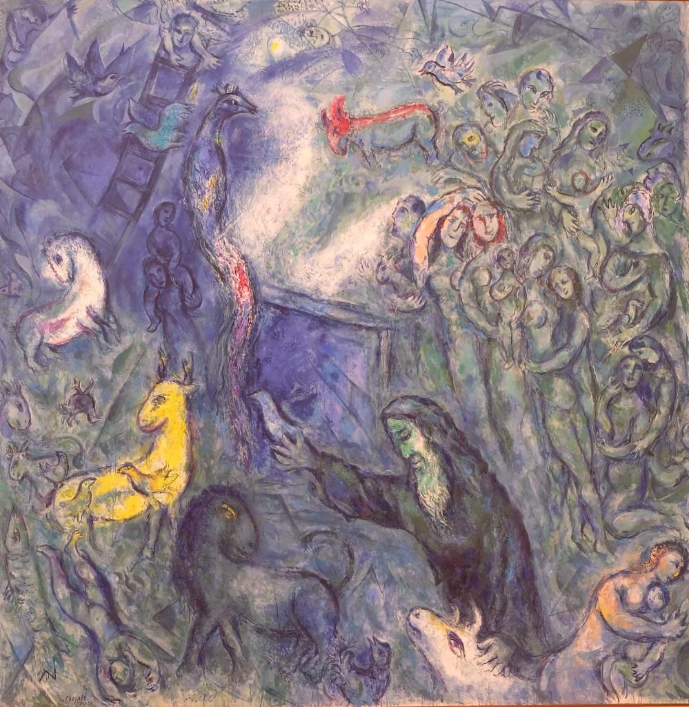 L'Arche de Noe, 1961-1966