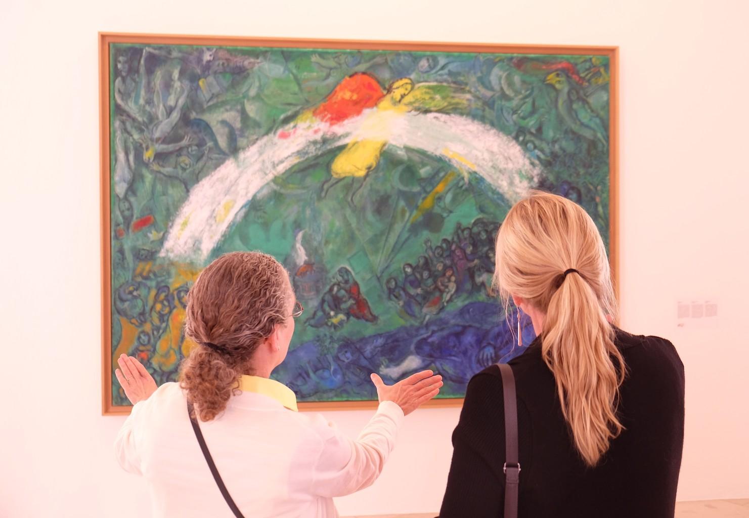Noe et l'arc-en-ciel, 1961-1966
