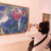 Anna BIAŁOSZEWSKA: Marc Chagall. Malowana poezja