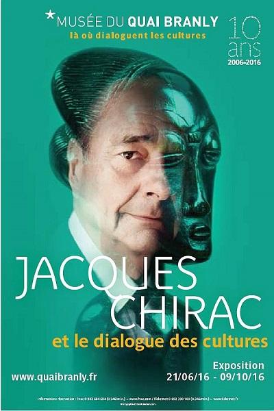 chirac branly