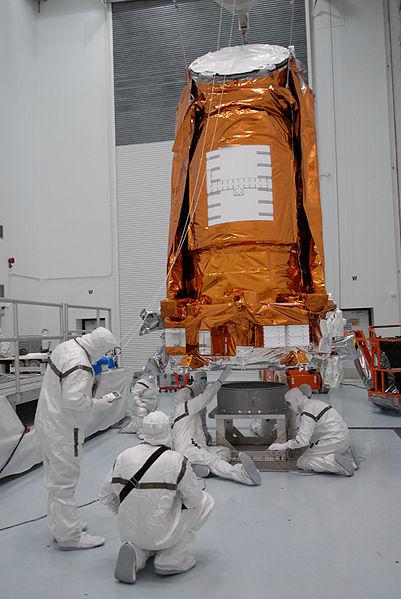 Przygotowania do trwającej już 5 lat misji Kepler. Zdjęcie: NASA/Troy Cryder