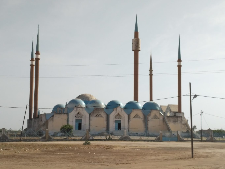 333 Senegal - meczet w Kaolack (4)