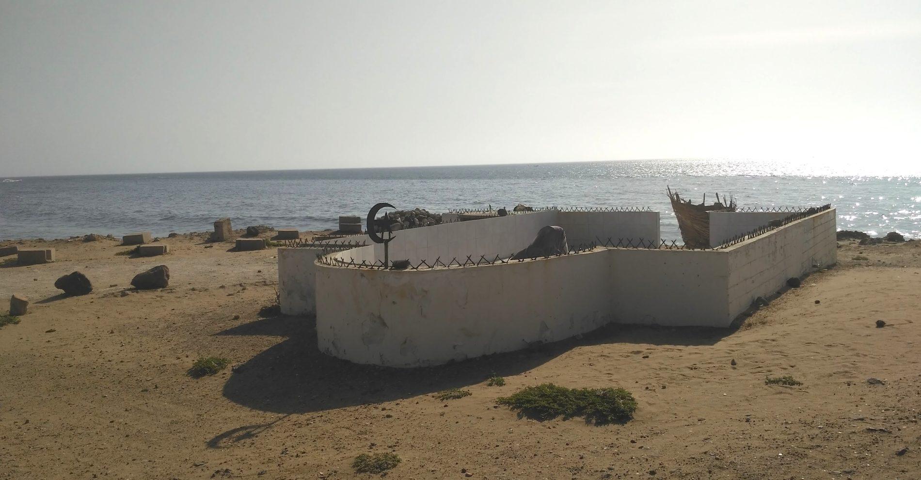 800 Dakar -miejsce modlitwy na plaży (2)