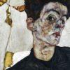 """Magdalena OGÓREK: Sztuka Piękna (3). """"Słoneczniki"""", Egon Schiele"""