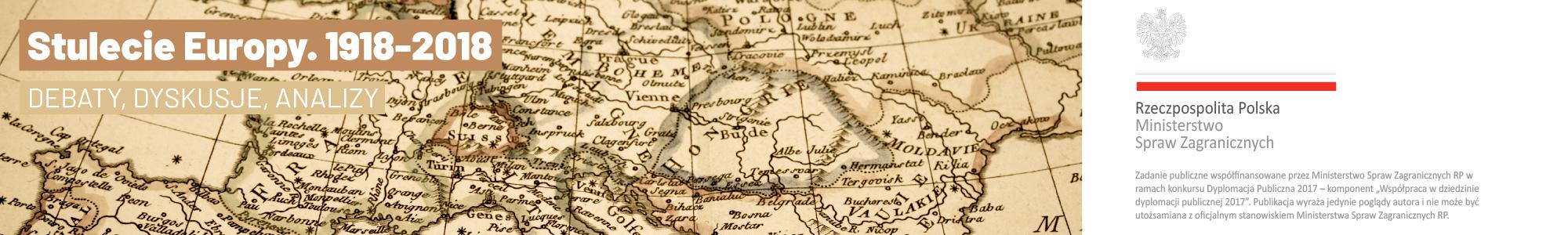 Stulecie Europy