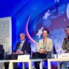 Natacha HENRY, Marie DUTREIX: #Curie2017. Débat à Krynica.  Un débat à deux voix sur la grande Prix Nobel polonaise