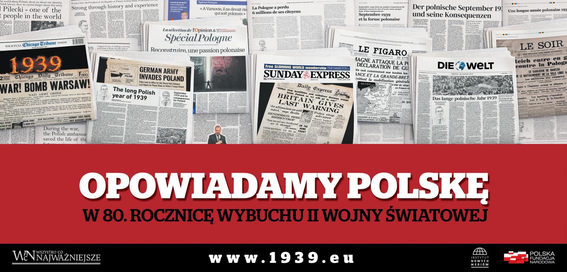 Opowiadamy Polskę