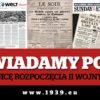 Michał KŁOSOWSKI: Kilka słów o naszym projekcie. Świat zatrzymany nad polską historią