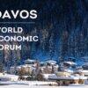 Mateusz MORAWIECKI, José Ángel GURRIA, Bruno LE MAIRE - debata Polskiego Instytutu Ekonomicznego w Davos