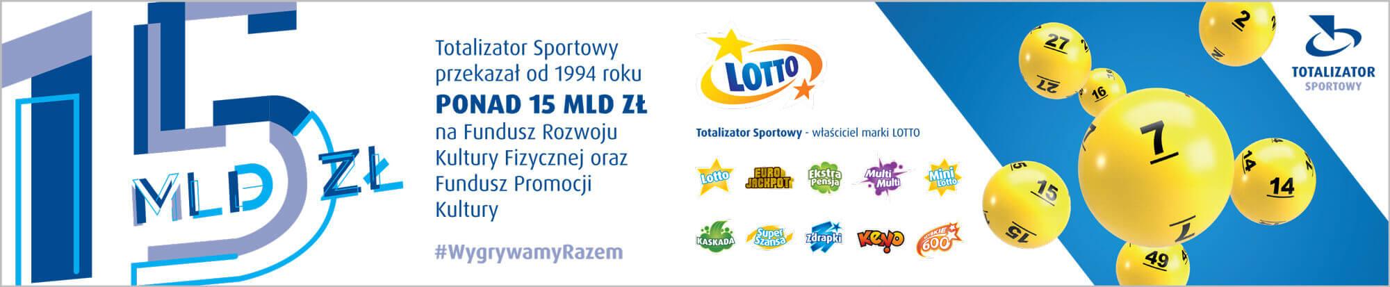 Lotto #WygrywamyRazem