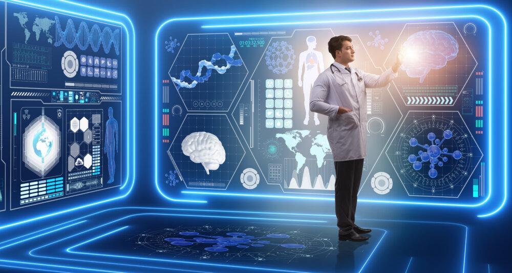 Prof. Piotr CZAUDERNA: Medycyna przyszłości, automatyzacja, sztuczna inteligencja... I co dalej?