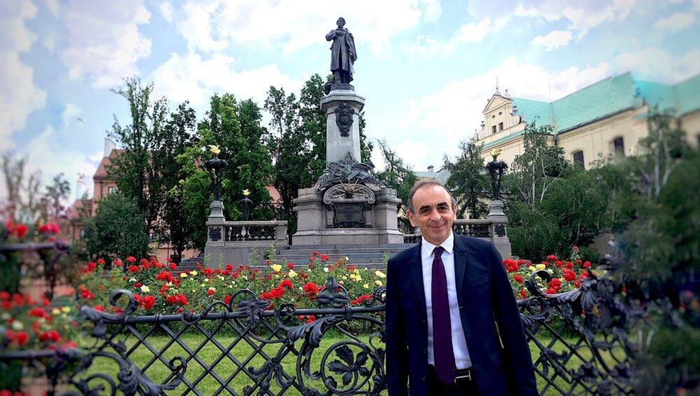 Éric ZEMMOUR: Europa Wschodnia przypomina nam, czym powinna być Europa