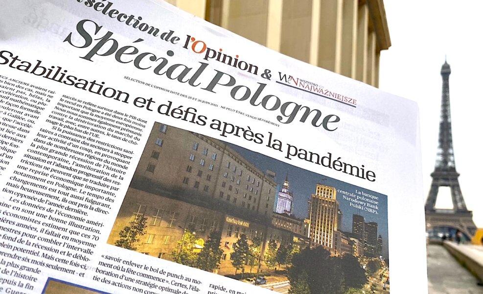 W światowych mediach o innowacyjnej Polsce i pomysłach na wychodzenie z pandemii Covid-19