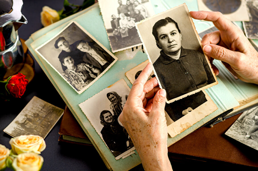 Maria STIEPANOWA: W poszukiwaniu pamięci