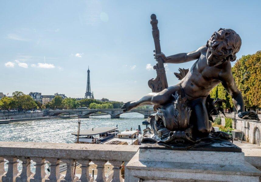 Julia MISTEWICZ: Miesiąc w Paryżu. Dziesięć pomysłów. Październik 2021