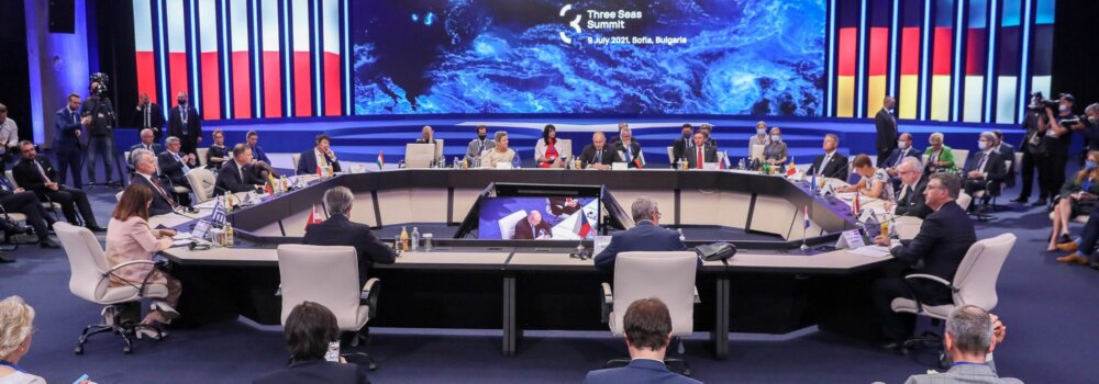 Anthony B. KIM: Inicjatywa Trójmorza leży w interesie amerykańskiego bezpieczeństwa oraz amerykańskiej gospodarki