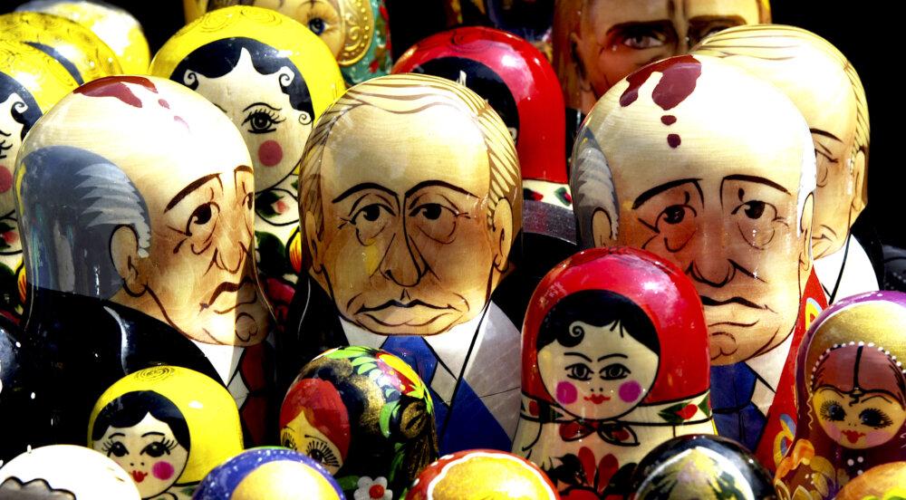 George FRIEDMAN: Rosja Putina podąża ścieżką, którą wcześniej szedł ZSRR