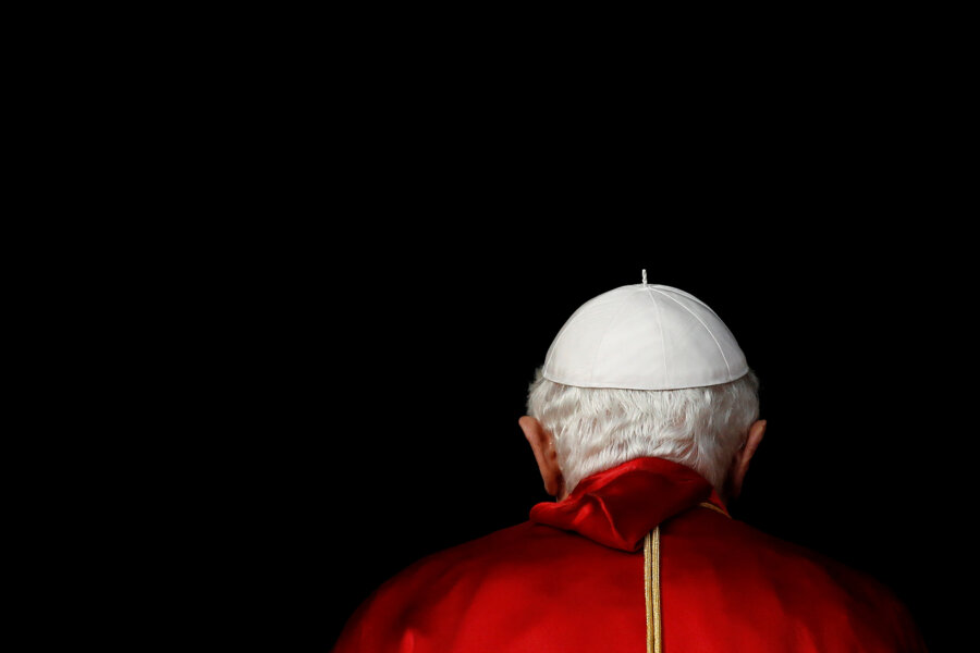 Chase PADUSNIAK: Katechetyczna teologia polityczna Josepha Ratzingera