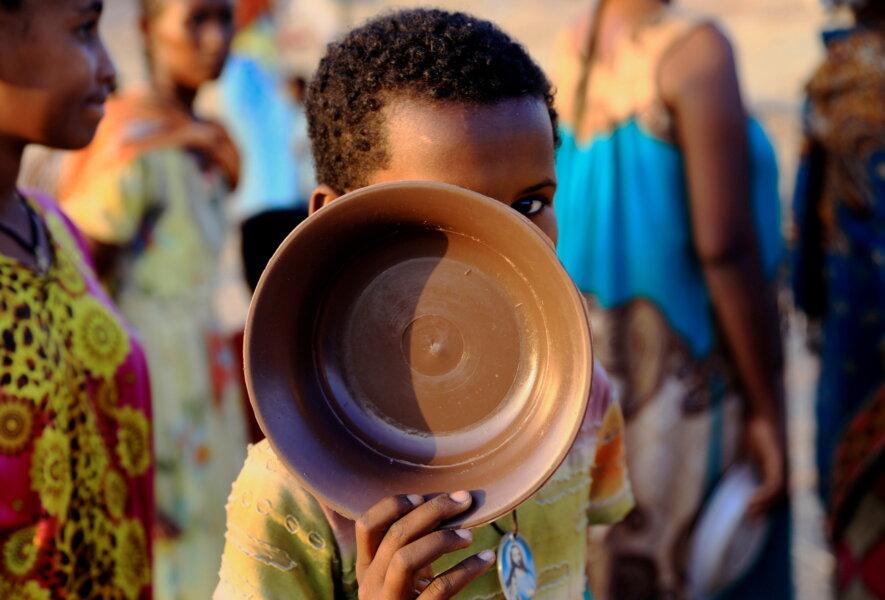 Mateusz KRAWCZYK: Głód jako broń polityczna