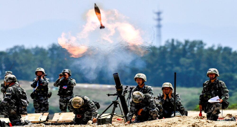 Satoru NAGAO: Chiny budują Wielki Mur na Morzu Wschodniochińskim