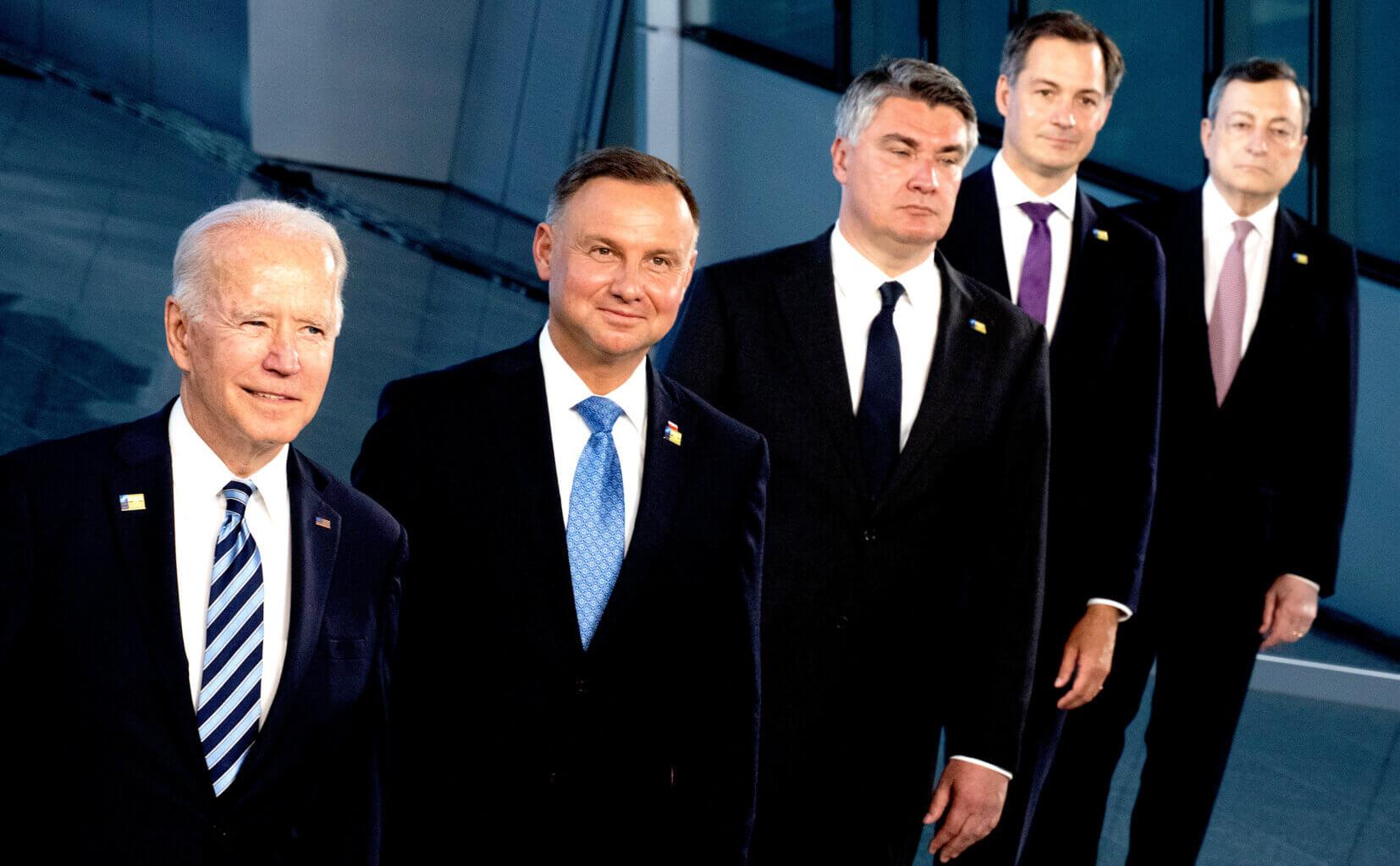 Bruce JONES: Musimy wspólnie obronić Europę przed Rosją