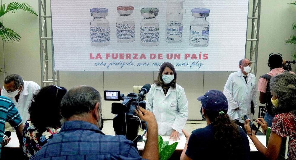 Joanna GOCŁOWSKA-BOLEK: Czy kubańskie szczepionki uratują świat Południa?