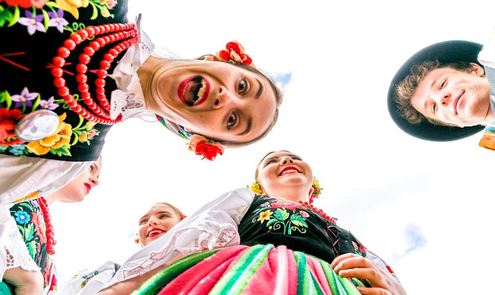 Katarzyna SAKS: Kultura tradycyjna musi być przekazywana z pokolenia na pokolenia