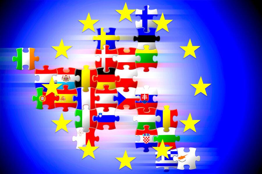 Kai-Olaf LANG: Unia Europejska - wspólnota ryzyka